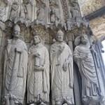 Chartressaints portail sud